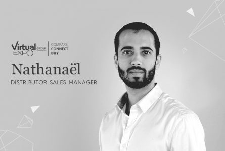 Image Meet Nathanaël, our globe-trotter and Distributor Sales Manager!
