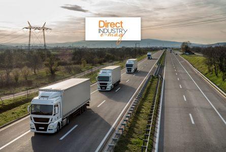 Image DirectIndustry E-magazine: Logistics, Japan, China, The Digital Enterprise, Buying Guide & more